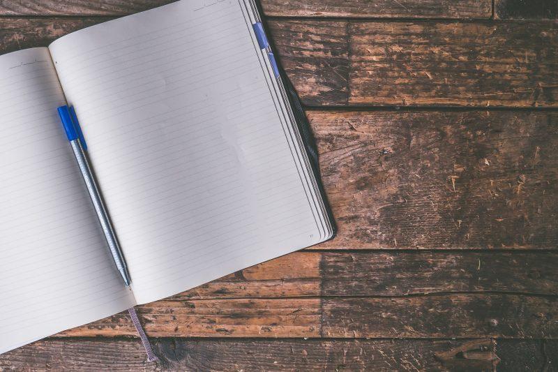 jurnal, buku kosng
