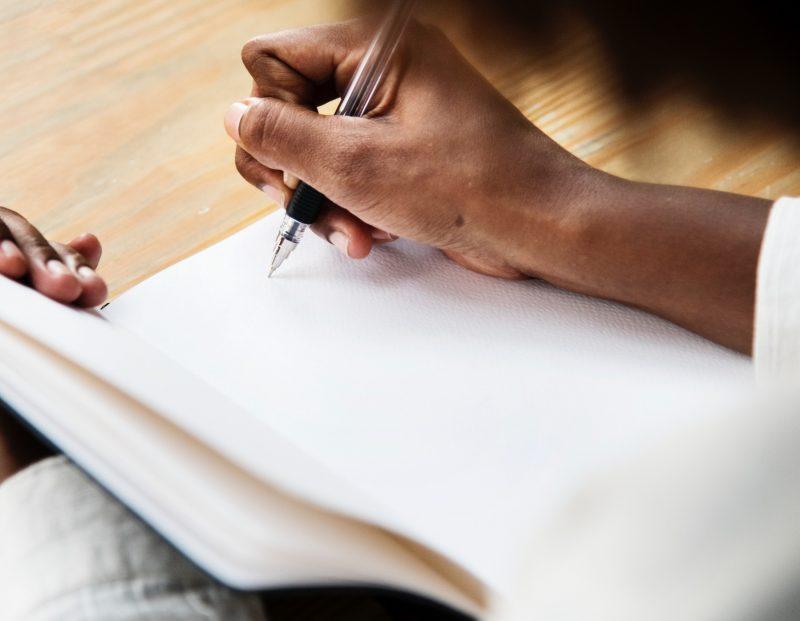 surat, menulis