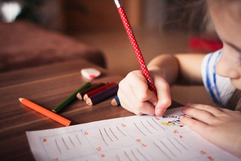 child write
