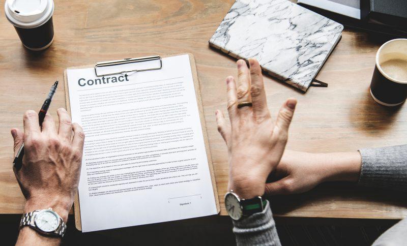 surat kontrak kerjasama